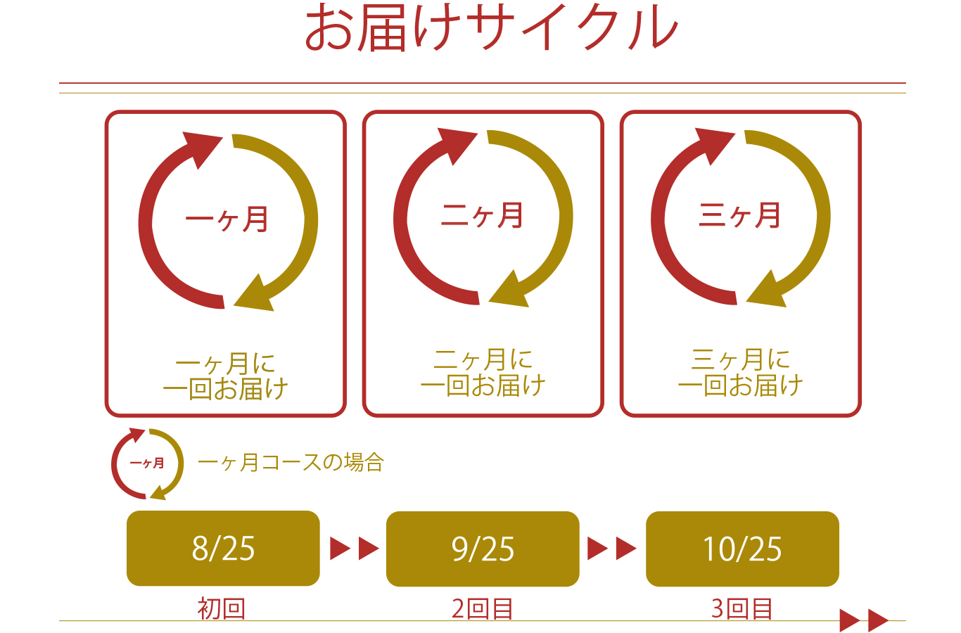 甘酒 注文サイクル2