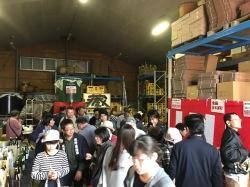 2018 秋 蔵祭り 吟風 板野酒造場