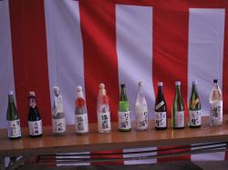 岡山のうまい地酒と名入れラベル酒板野酒造場 蔵祭り