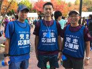 岡山マラソン2018 ペースランナー